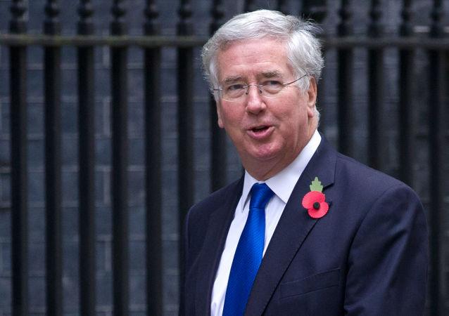 英國防大臣:不會與「伊斯蘭國」談判 在敘行動將長期而艱巨