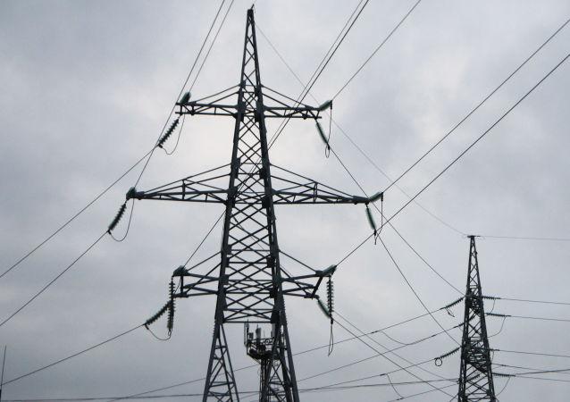 俄能源部長:庫班到克里米亞能源橋提供的電力價格比烏克蘭低1/3