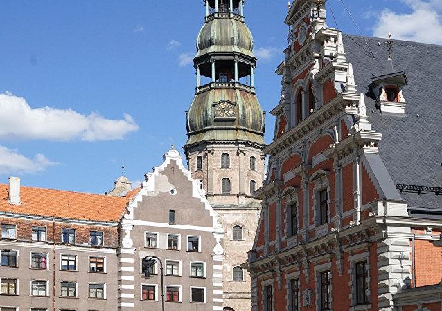 拉脱维亚, 里加