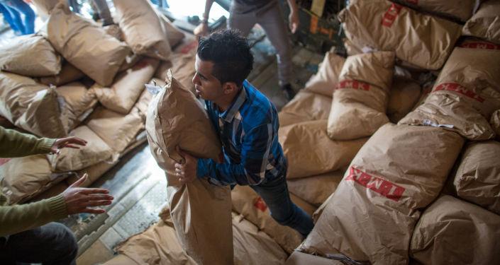 红十字会:叙利亚1300万人需要人道援助