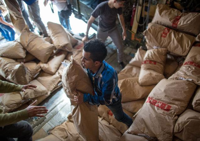 敘常駐聯合國代表團:敘政府同意聯合國人道物資進入國內五省
