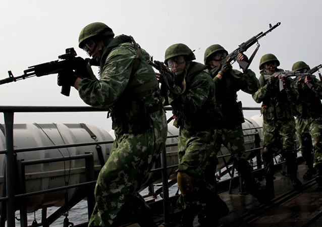 俄對華武器供應約佔出口總量的12%