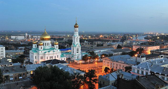 頓河畔羅斯托夫與黃山將成為兄弟城市
