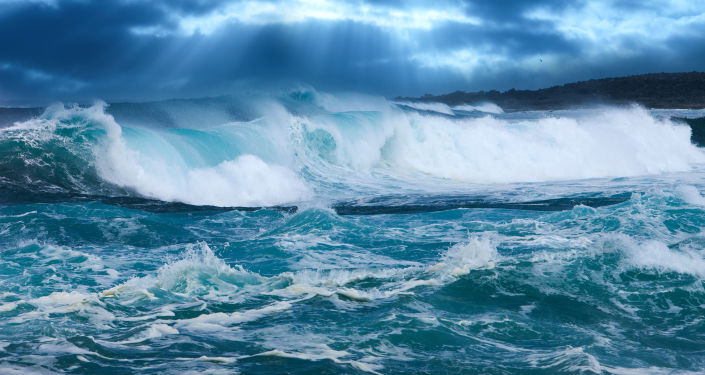 海嘯(資料圖片)