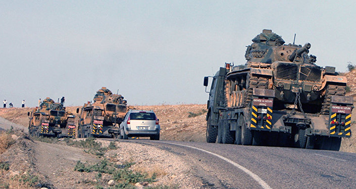 专家谈土耳其与伊拉克军事冲突可能