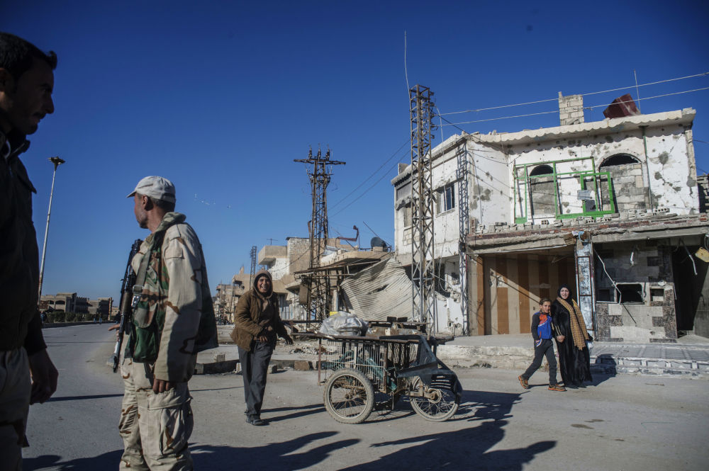 叙利亚基督教乡村
