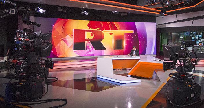 RT电视台和俄罗斯卫星通讯社的工作在英受到压制,工作权利受限