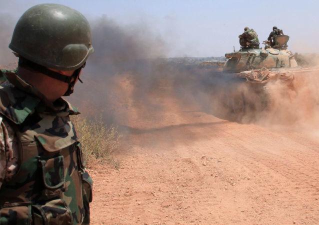 開始敘國內政治進程需要外國全面撤軍