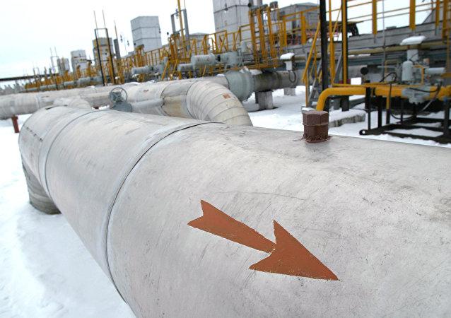 """俄气经理:该公司2016年计划建造400千米""""西伯利亚力量""""输气管线"""