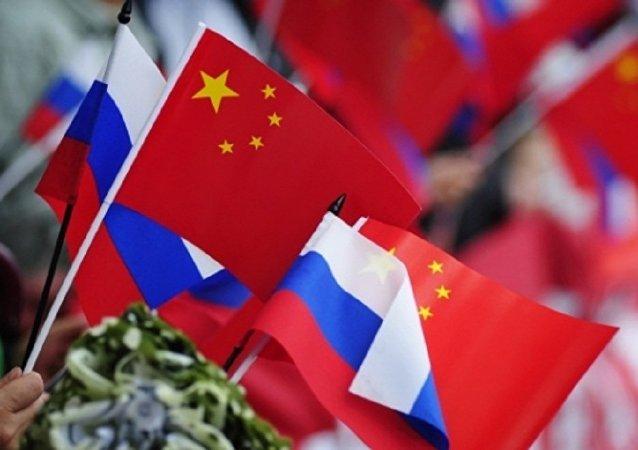 媒体:俄中两国领导人签署数十项协议但没有涉及大型项目