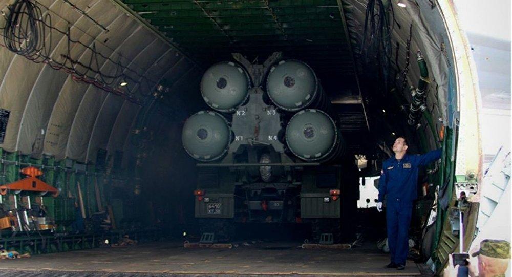 美國怕失去印軍火市場不會對印購買俄S-400實施制裁