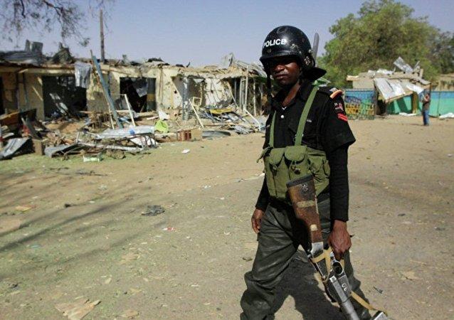 尼日尔遭系列恐袭致9死40伤