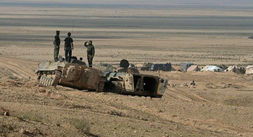俄常駐聯合國代表:懷疑美國為首的聯盟對敘利亞政府軍發動襲擊並非意外