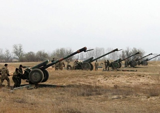 烏克蘭問題聯絡小組呼籲頓巴斯衝突各方在復活節前夕停火