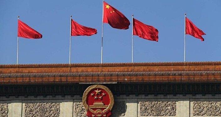 中國外交部:中方對美制裁中國企業和個人表示強烈不滿