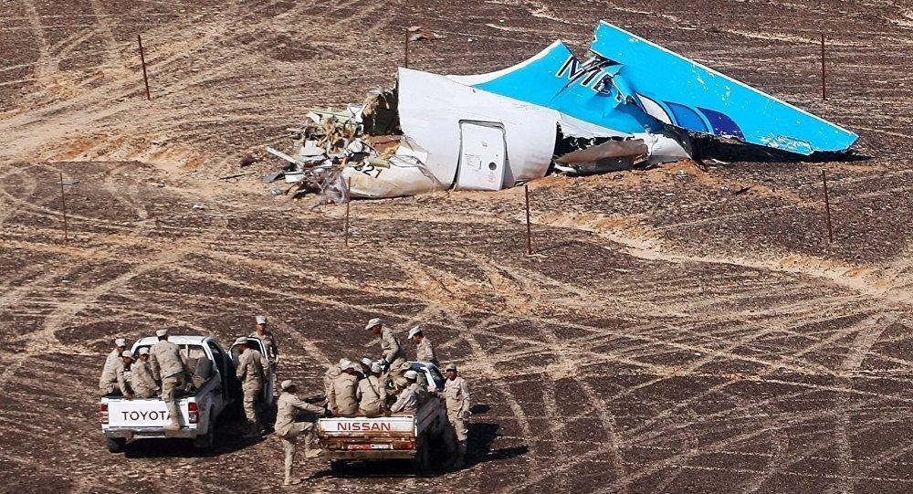 俄A321客机空难调查委员会未发现恐怖袭击证据