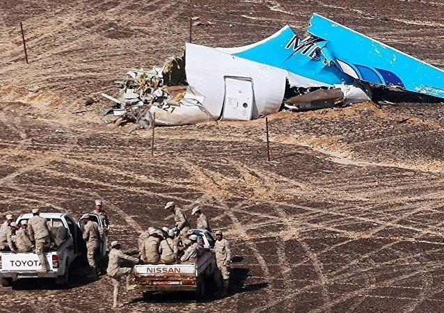 俄A321客機空難調查委員會未發現恐怖襲擊證據