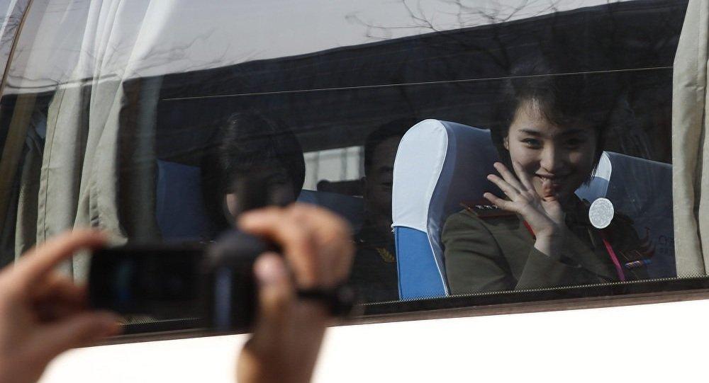 朝鮮牡丹峰樂團