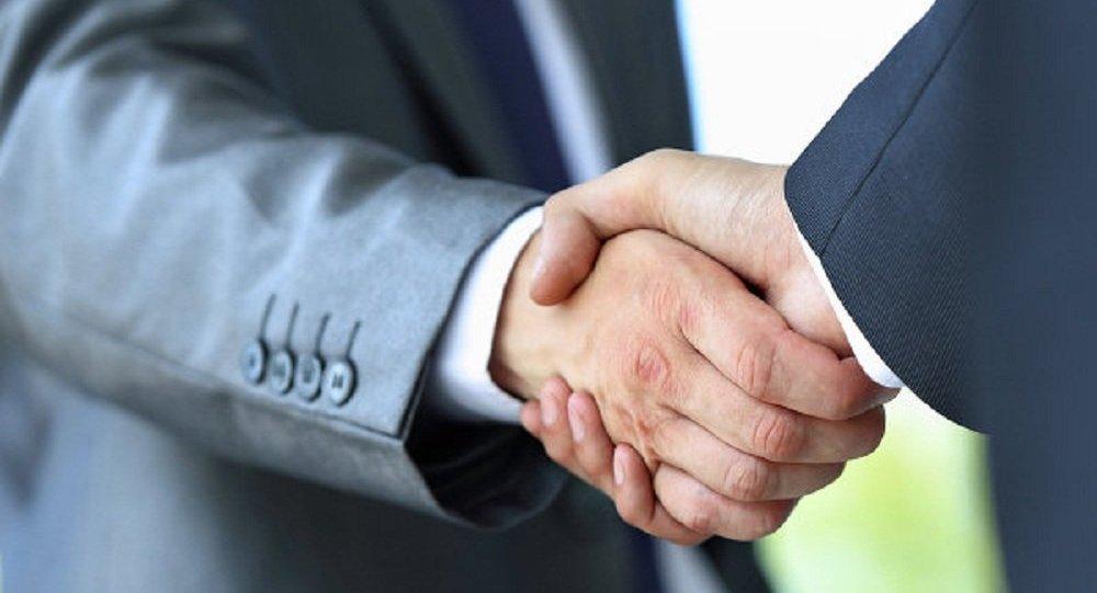 专家发现握手力度与智力之间的关系