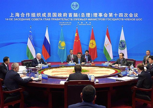 中國外交部:中方將於2018年6月舉辦上合組織峰會