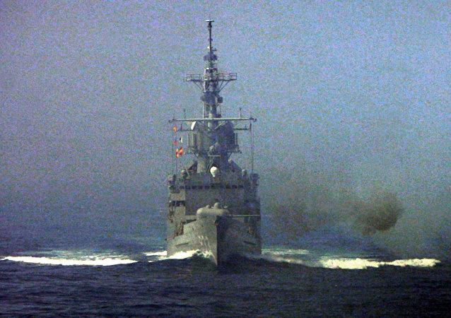 台湾导弹护卫舰