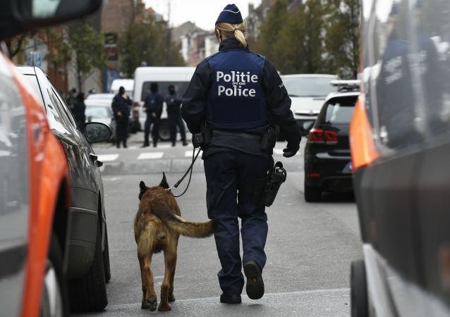 媒體:警方在布魯塞爾市中心拘捕70多名暴亂分子