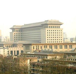 中国国防部建筑群