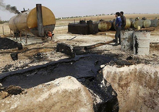 叙利亚石油