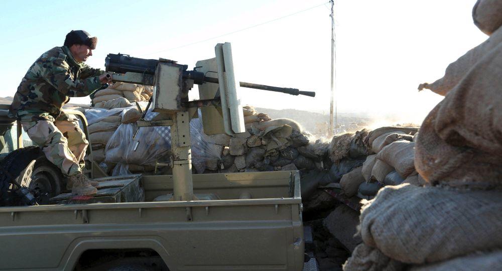 庫爾德人游擊隊