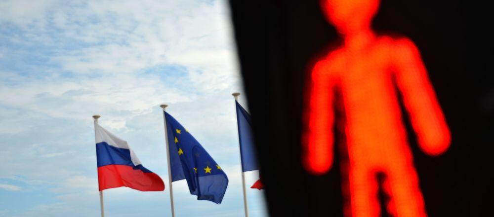 俄总理:欧盟因对俄制裁损失1000亿欧元