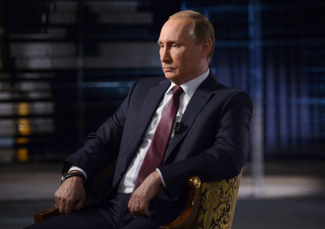 克宫说明普京为何更常接受外媒采访
