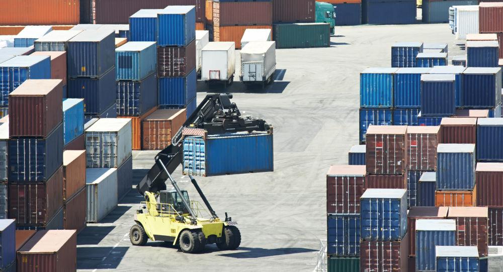 媒體:俄運輸集裝箱公司將向中國公司採購600個新集裝箱 總價為110萬美元