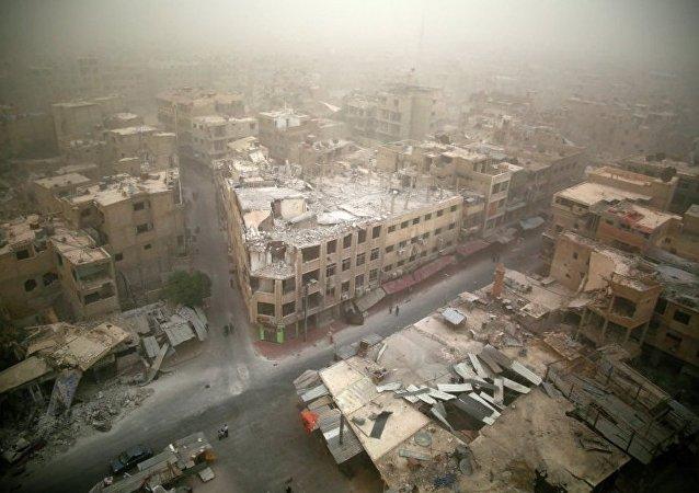 俄中外交官討論敘利亞各方會談前景