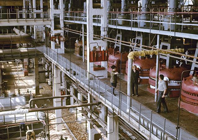 俄石化控股公司「西布爾」與中石化正決定何時啓動上海橡膠生產項目