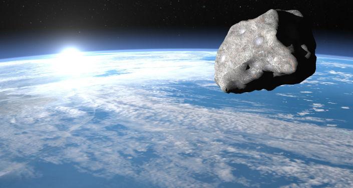 2月份一顆巨大的小行星或將墜落到地球並引發海嘯