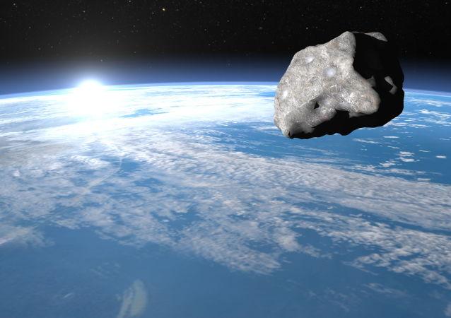 科學家調高地球與小行星碰撞的威脅