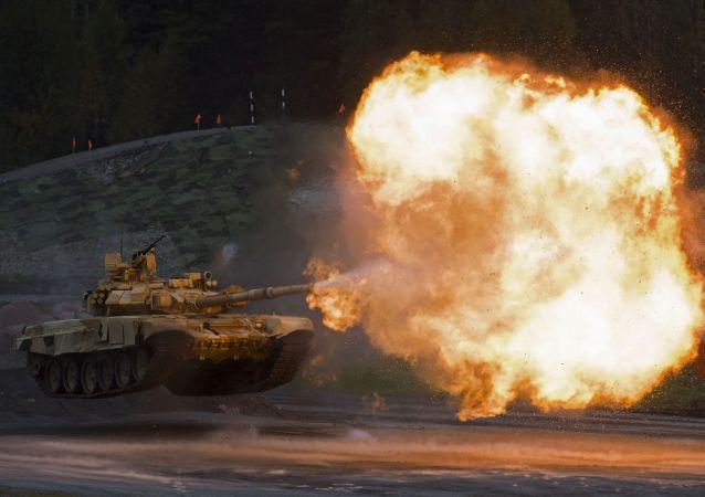 俄羅斯正研制口徑125毫米未來坦克制導炮彈