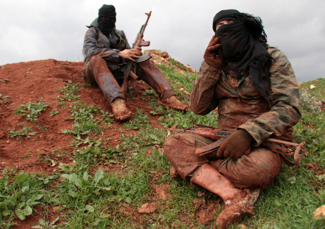 敘利亞北部武裝分子