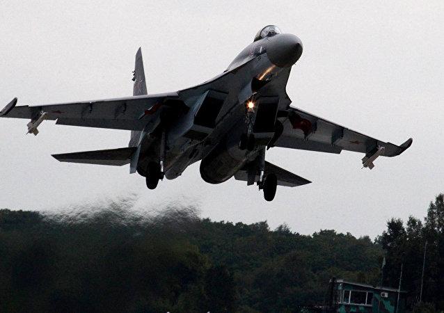 蘇-35S戰機