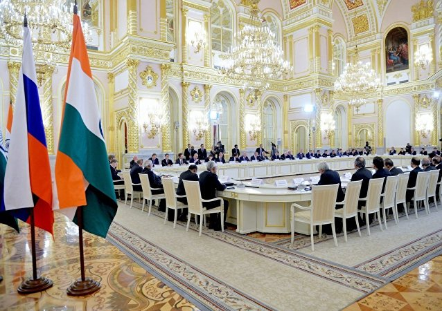 俄印或在印度內政部長訪問莫斯科期間簽署3份協議