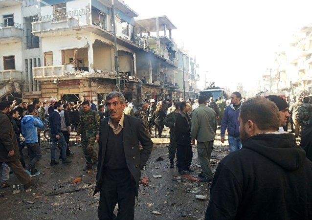 敘利亞城市霍姆斯