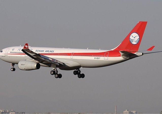 四川航空计划使用第五航权扩大在俄航线网络