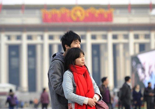 中國史上首次頒布反家暴法