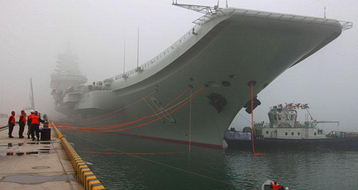 中国国防部:中国已启动建造第二艘航空母舰