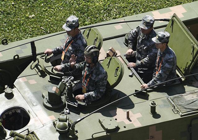 中国国防部:中国军队在东南方向举行的演习不针对任何目标