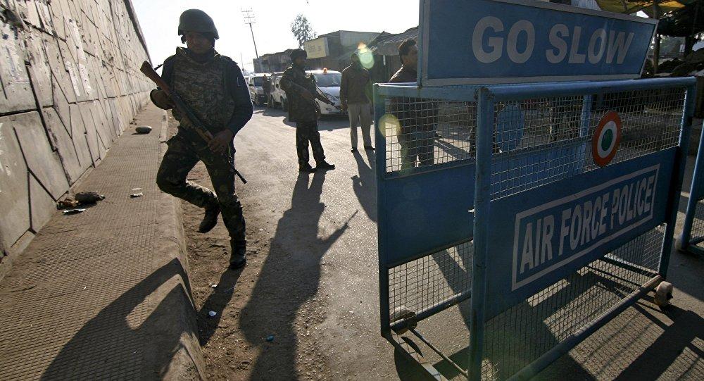 媒体:印巴边境印空军基地再次发生爆炸 致1人受伤