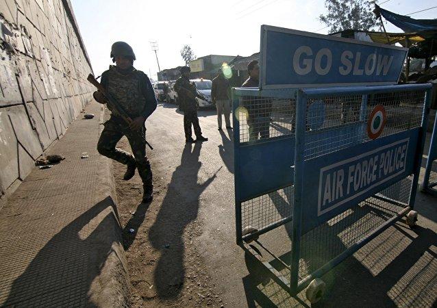 媒體:印巴邊境印空軍基地再次發生爆炸 致1人受傷