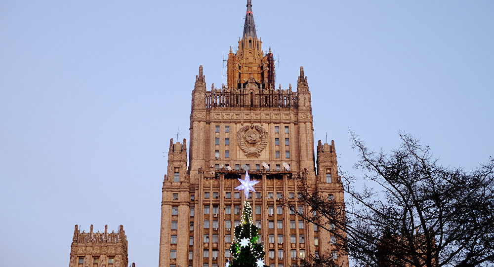 俄副外长:莫斯科望美国做出有利于维护《中导条约》的决定