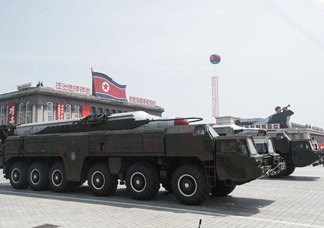 聲明:朝鮮將繼續提升本國核能力