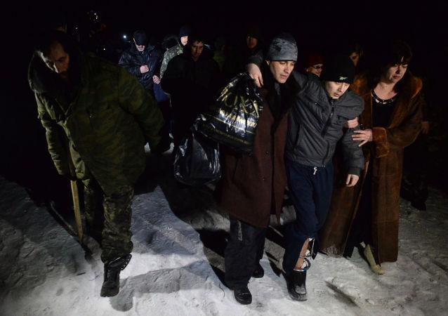 卢甘斯克人民共和国领导人决定释放乌军战俘
